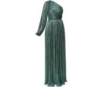Abendkleid im Metallic-Look