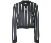 Sweatshirt im Trikot-Look