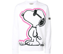 Sweatshirt mit Snoopy-Print