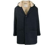 Einreihiger Oversized-Mantel