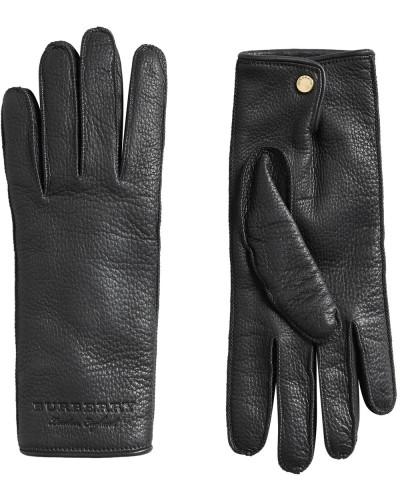Handschuhe mit Kaschmirfutter