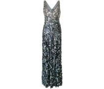 gradient sequin dress