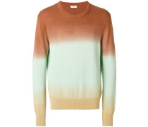 gradient fitted sweater