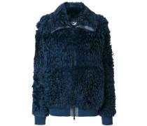 Shearing-Jacke mit Reißverschluss