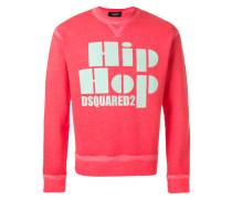 "Sweatshirt mit ""Hip Hop""-Print"