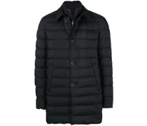 double layer duffle coat