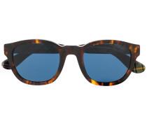 Karierte Sonnenbrille