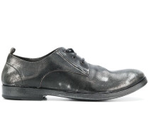 Derby-Schuhe im Distressed-Look