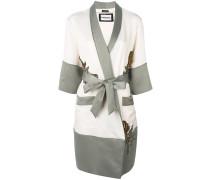 Salvia kimono coat