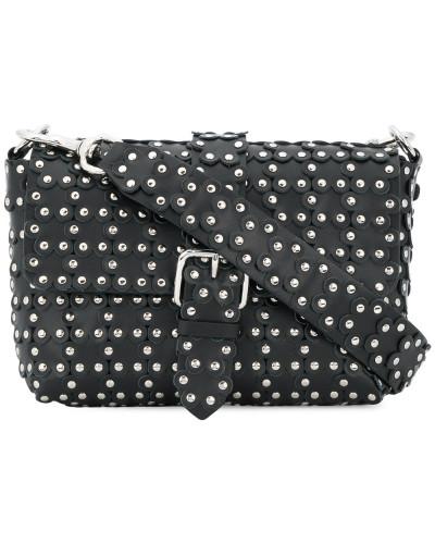 Valentino Damen Schultertasche mit Nieten Billig Verkauf Verkauf Angebote Online-Verkauf k6Hf4E