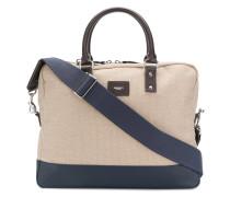 Handtasche in Colour-Block-Optik