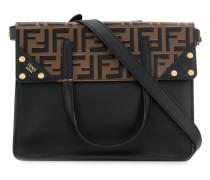 Handtasche mit FF-Prägung