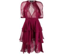 Gestuftes Kleid