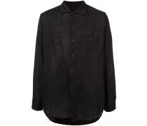 Klassisches Wollhemd