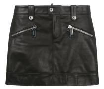 biker mini skirt