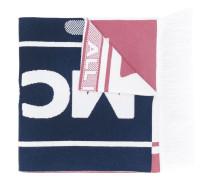 Schal mit Logo