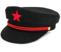 back message hat