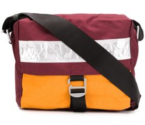 Kuriertasche in Colour-Block-Optik