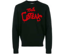 The Catens intarsia jumper