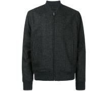 Tweed-Bomberjacke