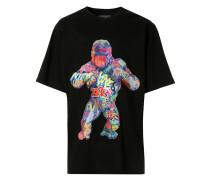 T-Shirt mit Gorilla