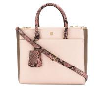 Robinson double-zip tote bag