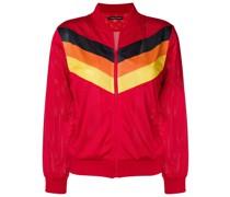 chevron mesh jacket