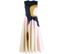 Catia abstract panel dress