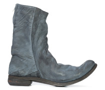 Stiefel mit Distressed-Optik