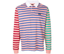 Jonah striped rugby sweatshirt