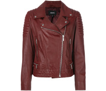 Taylor leather jacket