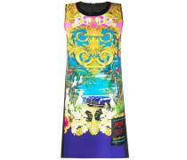 Kleid mit Strand-Print