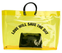 'Love Will Save The Day' Shopper