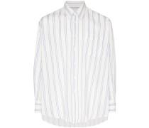 'Less Borrowed' Hemd mit Streifen