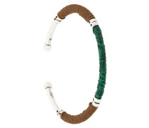 Versilbertes 'Zanzibar' Armband