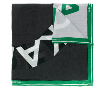 'K/Sporty Logo' Schal