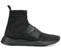 'Cameron' Sneakers in Socken-Optik