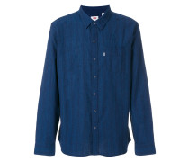 Sunset denim shirt