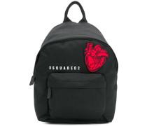 Rucksack mit Herz-Patch