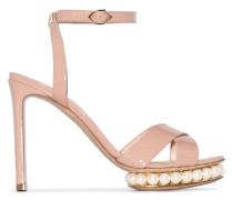 'Casati 105' Sandalen mit Perlen