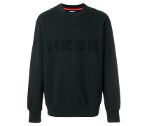 'S-Crew-Stitch' Sweatshirt