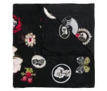 'Victorian Curiosities' Schal