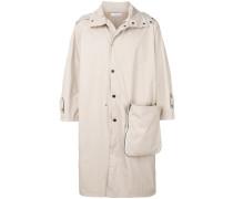 removable pocket coat