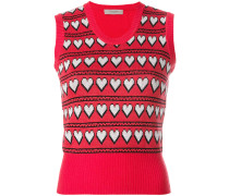 Leta knitted top