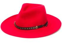 Hut mit breiter Krempe