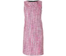 Texturiertes Kleid aus Maulbeerseide