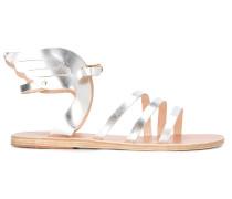 Römersandalen mit Flügelmotiv