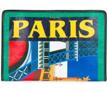 'Paris Bazar' Clutch