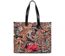 'Flying Tiger' Handtasche