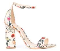 Florale 'Jeannine' Sandalen